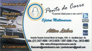 Ponto do Carro RJ Gardênia