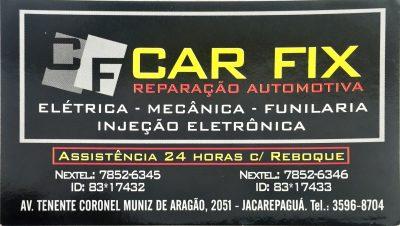 CAR FIX RJ Jacarepaguá