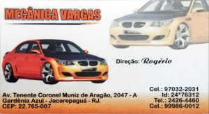 Mecânica Vargas